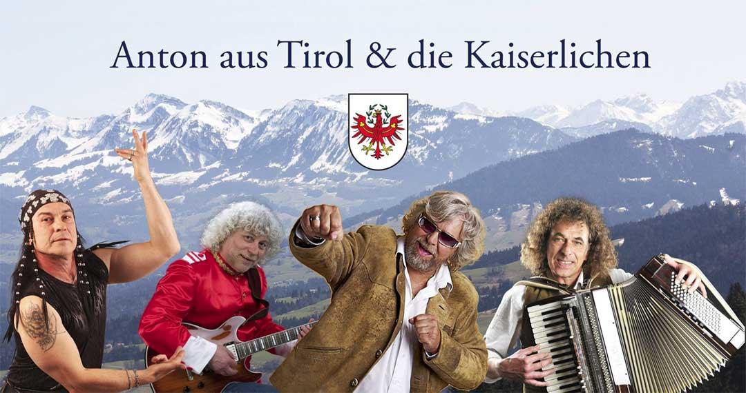 Anton aus Tirol und Die Kaiserlichen